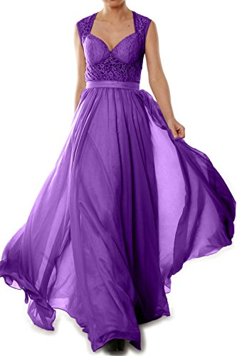 MACloth - Robe - Femme violet violet 56