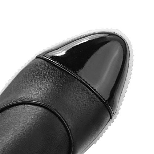 1TO9 Zapatilla Alta Mujer negro