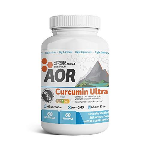 AOR - Curcumin Ultra, V-Softgels, 60 Count