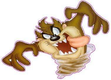 Taz// Tasmanian// Ver A// Looney Tunes// Animation// Decal