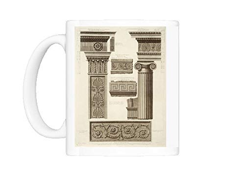 Mug of Designs for Kenwood from Robert Adam s Works J920129 (3797791)