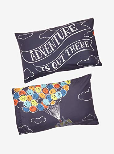 (Disney Pixar Up Adventure is Out There Pillow Case)