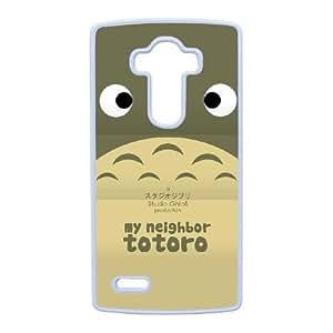 My Neighbor Totoro For LG G4 Cell Phone Case White XER55013