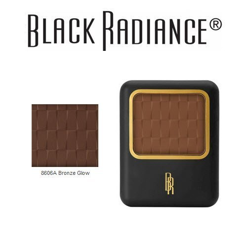 3-Pack Black Radiance Pressed Powder 8606A Bronze Glow
