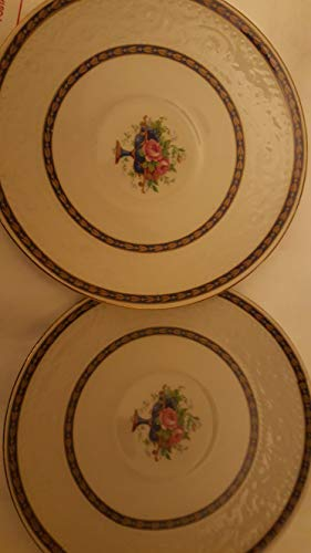 2 alfred meakin replacement saucers ()