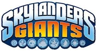 Topps Skylanders Giants Album Display