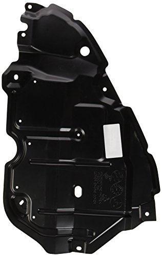 OE Replacement Toyota Camry Passenger Side Lower Engine Cover (Partslink Number (Lower Side Cover)