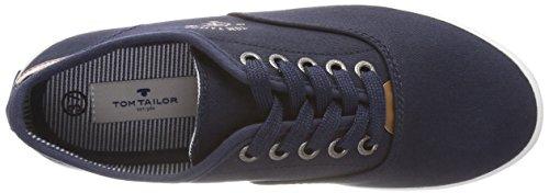Femme Tailor Tom Chaussures Marine 4891405 Bateau Bleu AZAHqIw