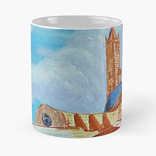 (Siena Italy Italian Mediterranean - Coffee Mugs Best Gift Unique Ceramic Novelty Cup)