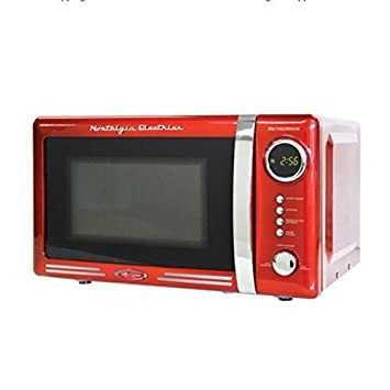 Amazon.com: Nostalgia Electrics Retro Series 0.7-cubic pie ...