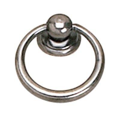 Richelieu Brass Faux Iron Pull/Handle (Door, Dresser, Cabinet) [ 1 Bag ]