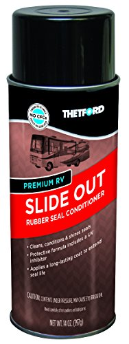 Premium RV Slide Out Rubber Seal Conditioner - 14 oz - Thetford 32778
