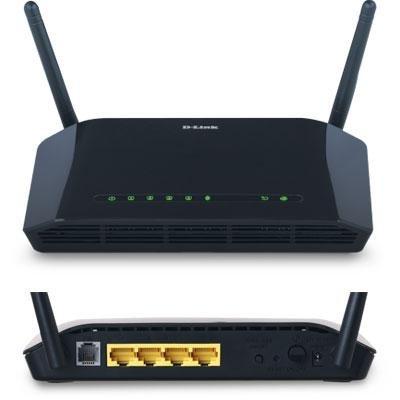 D-Link Wireless N300 Dsl Modem Router by D-Link