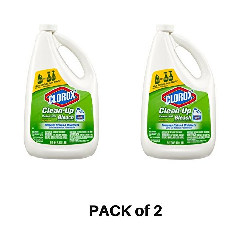 Bleach Cleaner - Clorox Clean-Up Cleaner Refill - 64 oz - 2 pk