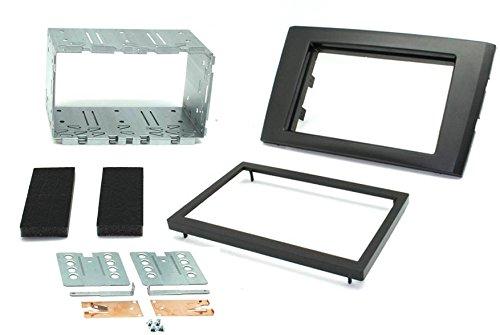 Adaptador Autoradio 2 DIN + jaula para Volvo XC90: Amazon.es ...
