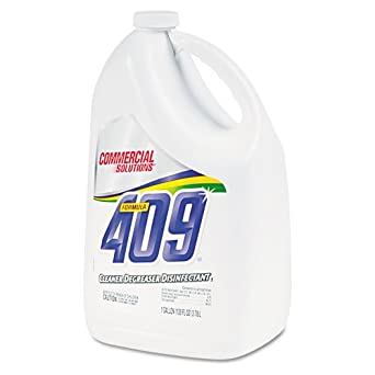 Clorox 35300 Formula 409 1 Gallon Cleaner Degreaser And Disinfectant Bottle (Case of 4)