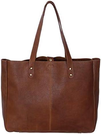 KomalC Genuine Chicago Leather Shoulder product image
