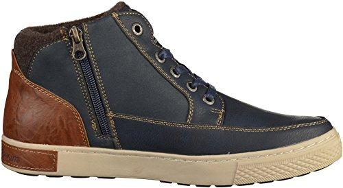 Tom Tailor 378500400 Herren Sneakers Blau(Navy)