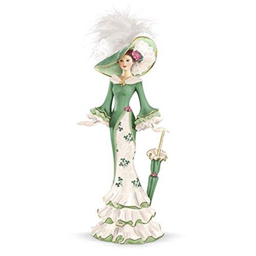 The Bradford Exchange My Wild Irish Rose Figurine (Bradford Exchange Collector)