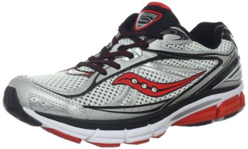 SAUCONY Omni 12 Zapatilla de Running Caballero White / Black / Red