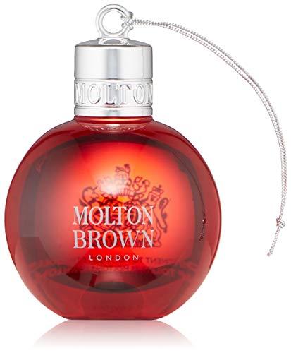 Molton Brown Frankincense & Allspice Festive Body Wash Bauble, 2.5 Fl Oz