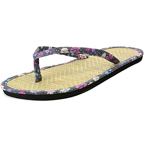 Alpine Swiss Womens Bamboo Sandals product image