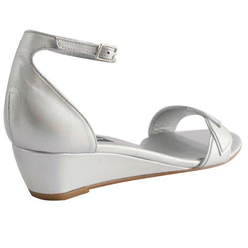 Paris Sandaler Womens Exclusif Sølv Kjole AYSqxwq