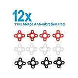 3 Sets 1103 1104 1105 1106 Brushless Motors Soft Mount Vibration Dampener