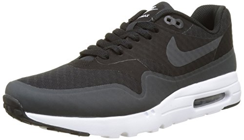 free shipping 1d142 02ca4 Galleon - NIKE Men s Air Max 1 Ultra Essential, Black Anthracite-White, 6.5  M US