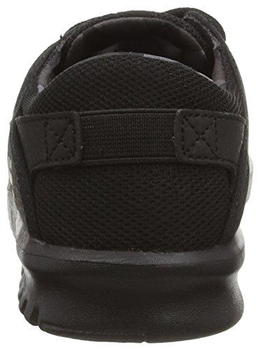 Etnies KIDS SCOUT - Zapatillas de skate Unisex Niños Negro - Schwarz (005 / BLACK/GREY/BLACK)
