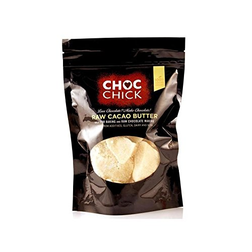 Choc Chick Cacao Butter 250g