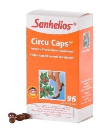 Circu Cap Regular 96 CAP by Sanhelios