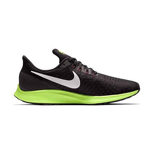 Hombre De Nike Para Zoom Pegasus 35 Negro Zapatillas Air Running n4SZ8v