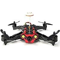 Thread_us Eachine Racer 250 Crossing Machine with Remote Control FPV Drone F3 NAZE32 CC3D I6 2.4G 6CH VTX RTF RC Quadcopter