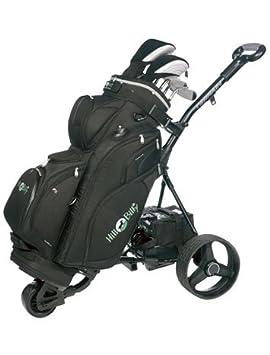 Hillbilly Terrain Electric Golf Trolley