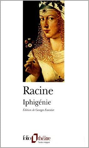 Book Iphigenie (Folio Theatre) by Jean Baptiste Racine (1999-05-04)