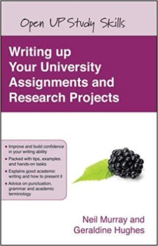 Writing up your university assignments and research projects a writing up your university assignments and research projects a practical handbook open up study skills 1st edition fandeluxe Choice Image