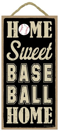SJT ENTERPRISES, INC. Home Sweet (Baseball) Home 5