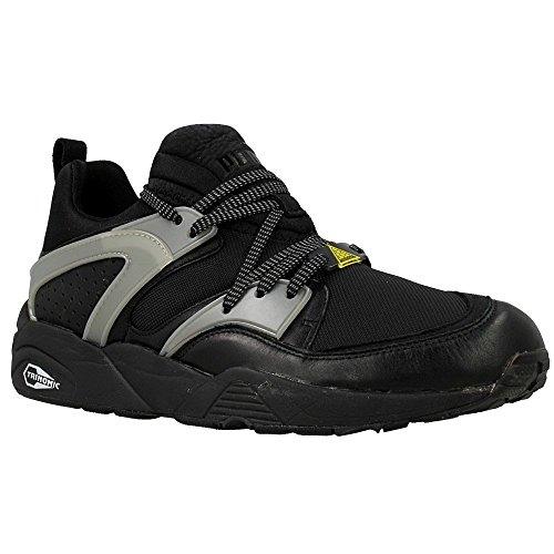 Puma Blaze Of Glory Unisex Pelle Sneaker, Nero Nero (nero)