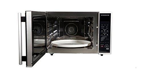 -[ Sharp Combination Microwave, 40 Litre, 900 Watt, Silver  ]-
