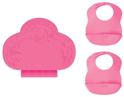 Kiddopotamus-Tiny-Diner-Bibbity-2-Pack-Gift-Set