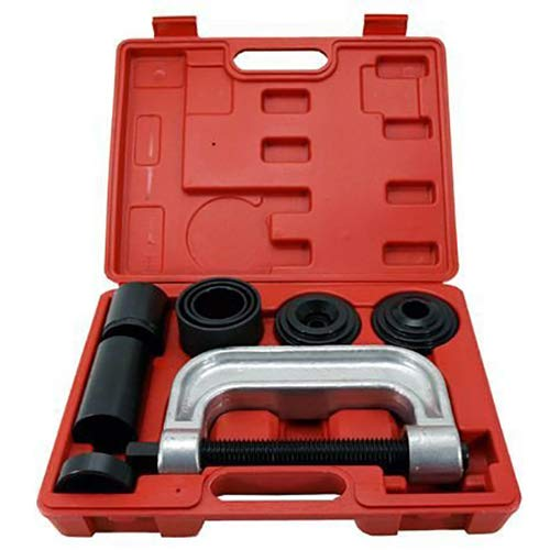 4-in-1 Ball joint remover ball joint kit for Most 2WD and 4WD Cars and Light Trucks ()