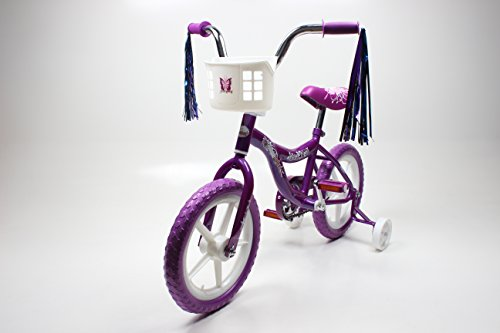 "ChromeWheels 14"" BMX Bike"