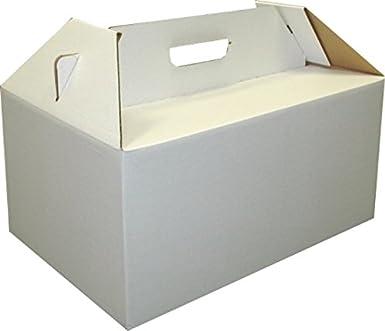 Dixie 92017 mango Turquía o jamón carryout caja (25 cajas por caso ...