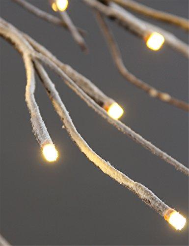 Lightshare Lighted Snow Fir Tree, Medium by Lightshare (Image #3)