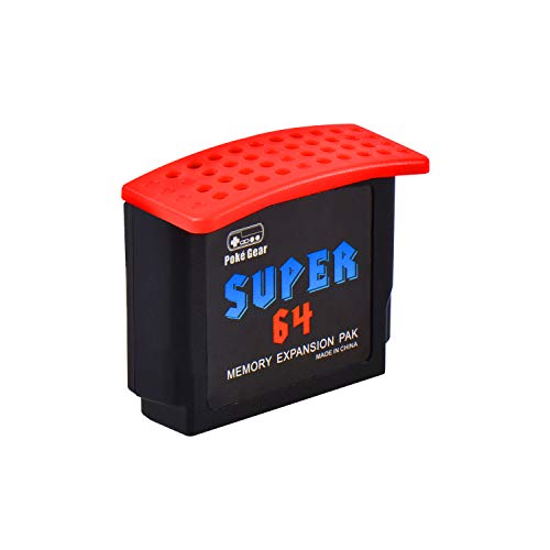 N64 Expansion Pack,4MB Ram Transfer Pak and Memory Card For N64 Game Console from AdsireFun