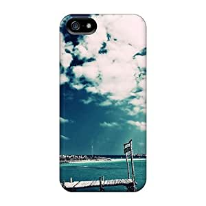 VNe3849eeSI Faddish Thailand Beach Case Cover For Iphone 5/5s WANGJING JINDA