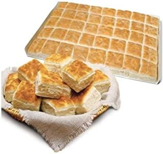 product image for Bridgford Foods Old South Buttermilk Biscuit, 1 Ounce -- 120 per case.