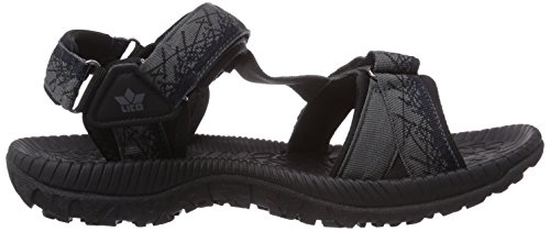 Lico Men's Samoa V Fashion Sandals Grey (Grau/Marine Grau/Marine) GtKNN