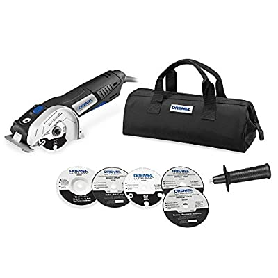 Dremel US40-03 Ultra-Saw Tool Kit with 5 Accessories from Dremel